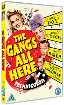 The Gang's All Here 1943 DVD - Volume.ro