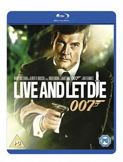 Live and Let Die 1973 Blu-ray - Volume.ro