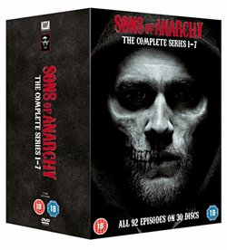 Sons of Anarchy: Complete Seasons 1-7 2014 DVD / Box Set - Volume.ro