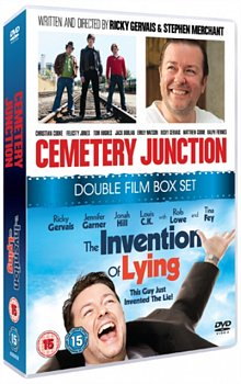Cemetery Junction/The Invention of Lying 2010 DVD - Volume.ro