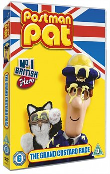 Postman Pat: The Grand Custard Race 2005 DVD - Volume.ro