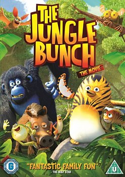 The Jungle Bunch - The Movie 2012 DVD - Volume.ro