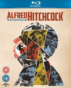 Alfred Hitchcock: The Masterpiece Collection 1976 Blu-ray / Box Set - Volume.ro