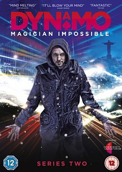 Dynamo - Magician Impossible: Series 2 2012 DVD - Volume.ro