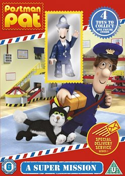 Postman Pat - Special Delivery Service: A Super Mission 2010 DVD / Special Edition - Volume.ro