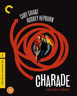 Charade - The Criterion Collection 1963 Blu-ray - Volume.ro