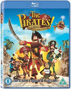 The Pirates! In an Adventure With Scientists 2012 Blu-ray - Volume.ro