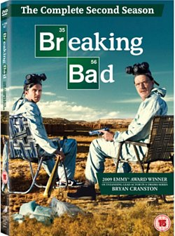 Breaking Bad: Season Two 2009 DVD - Volume.ro