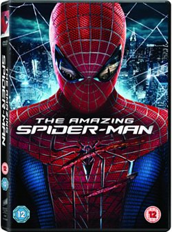 The Amazing Spider-Man 2012 DVD / with UltraViolet Copy - Volume.ro