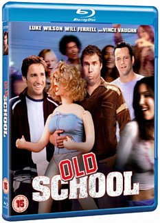 Old School - Unseen 2003 Blu-ray