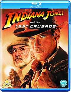Indiana Jones and the Last Crusade 1989 Blu-ray