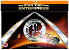 Star Trek - Enterprise: The Complete Collection 2005 Blu-ray / Box Set
