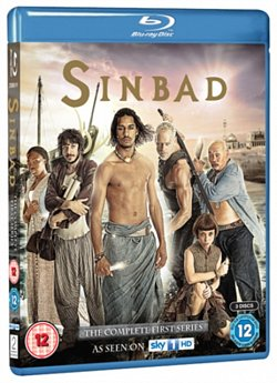 Sinbad: The Complete First Series 2012 Blu-ray / Box Set - Volume.ro