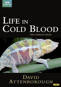 David Attenborough: Life in Cold Blood - The Complete Series 2007 DVD - Volume.ro