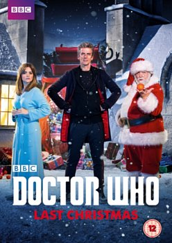 Doctor Who: Last Christmas 2014 DVD - Volume.ro