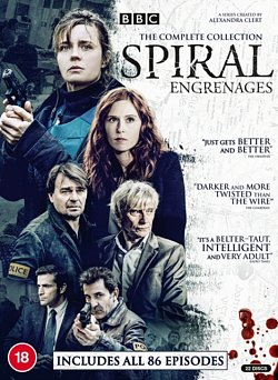 Spiral: The Complete Collection 2020 DVD / Box Set - Volume.ro