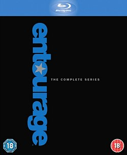 Entourage: The Complete Series 2011 Blu-ray / Box Set - Volume.ro