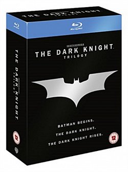 The Dark Knight Trilogy 2012 Blu-ray / Box Set - Volume.ro