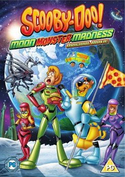 Scooby-Doo: Moon Monster Madness 2015 DVD - Volume.ro