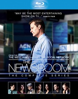The Newsroom: The Complete Series 2014 Blu-ray / Box Set - Volume.ro