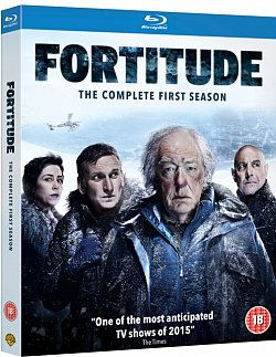 Fortitude: The Complete First Season 2015 Blu-ray - Volume.ro