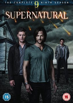 Supernatural: The Complete Ninth Season 2014 DVD / Box Set - Volume.ro
