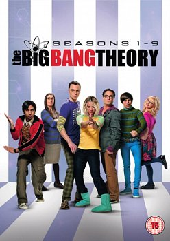 The Big Bang Theory: Seasons 1-9 2016 DVD / Box Set - Volume.ro