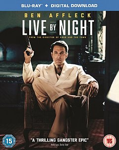 Live By Night 2017 Blu-ray / with Digital Download