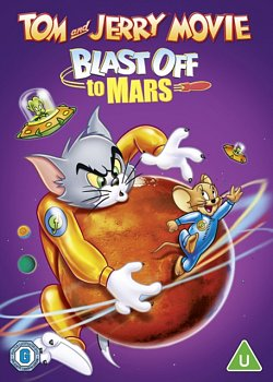 Tom and Jerry - Blast Off To Mars DVD - Volume.ro