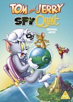 Tom and Jerry - Spyquest DVD - Volume.ro