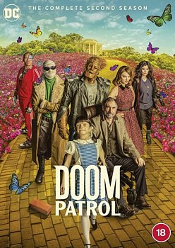 Doom Patrol: The Complete Second Season 2020 DVD / Box Set - Volume.ro