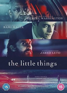The Little Things 2021 DVD