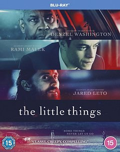 The Little Things 2021 Blu-ray
