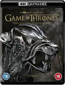 Game of Thrones: The Complete Fourth Season 2014 Blu-ray / 4K Ultra HD Boxset - Volume.ro
