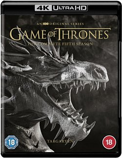 Game of Thrones: The Complete Fifth Season 2015 Blu-ray / 4K Ultra HD Boxset - Volume.ro