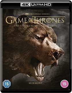 Game of Thrones: The Complete Seventh Season 2017 Blu-ray / 4K Ultra HD Boxset - Volume.ro