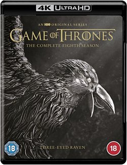 Game of Thrones: The Complete Eighth Season 2019 Blu-ray / 4K Ultra HD Boxset - Volume.ro