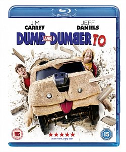 Dumb and Dumber To 2014 Blu-ray - Volume.ro