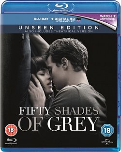 Fifty Shades of Grey - The Unseen Edition 2014 Blu-ray / with Digital Copy - Volume.ro