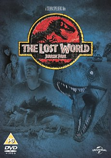 The Lost World - Jurassic Park 2 1997 DVD