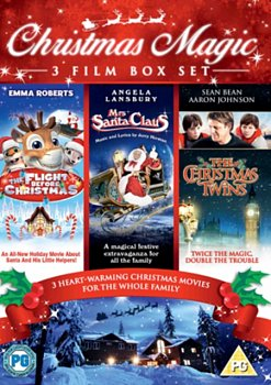 Christmas Magic Collection 2008 DVD / Box Set - Volume.ro