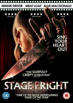 Stage Fright 2014 DVD - Volume.ro