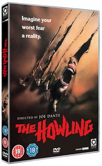 The Howling 1981 DVD