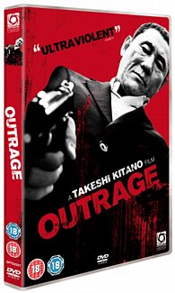 Outrage 2010 DVD