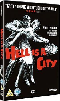 Hell Is a City 1959 DVD - Volume.ro