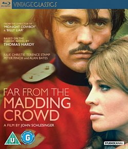 Far from the Madding Crowd 1967 Blu-ray / Digitally Restored - Volume.ro