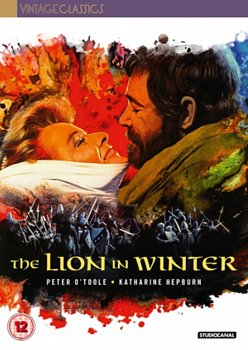 The Lion in Winter 1968 DVD / Digitally Restored - Volume.ro