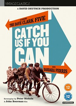 Catch Us If You Can 1965 DVD - Volume.ro