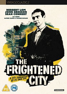 The Frightened City 1961 DVD / Restored