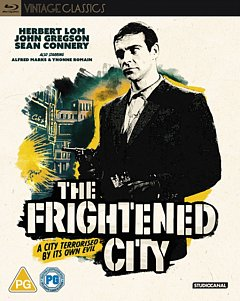 The Frightened City 1961 Blu-ray / Restored